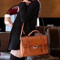 2013 briefcase fashion vintage female bags handbag shoulder bag messenger bag  fashion women bag DaLong leather Industry Co. aca163d012