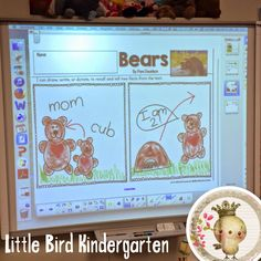 A very well rounded and integrated approach to Goldilocks and the Three Bears! Fun and engaging unit about the story plus informational text, compare and contrast, and MANY writing extensions!