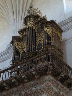 Seventeenth Century Organ, Oaxaca, Yanhuitlan, Santa Domingo