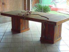 mesa de madeira para festas - Pesquisa Google
