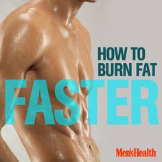Our modern world conspires to make us fat and keep us fat. Here are the weapons that can help you fight back. http://www.menshealth.com/weight-loss/reprogram-your-metabolism?cid=soc_pinterest_content-weightloss_aug14_burnfatfaster