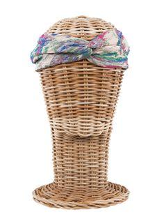 Turbante PAPUA / Hippie, boho-chic, ethnic style. Fashion, Casual Style. Rosebell turban - Beach style
