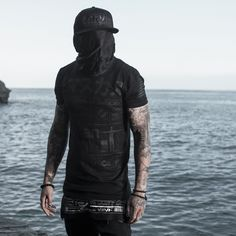 """damascusapparel: """"If the wind will not serve, take to the oars. """" Daily streetwear over here aquatty"""