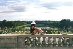 Garden of Versailles   La Vie de Villa #fashion #streetstyle #blogger