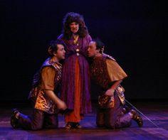 Texas Shakespeare Festival.  Kilgore, Texas