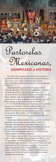 Las pastorelas mexicanas, significado e historia.