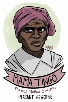 Day Mama Tingo was a Dominican farmer and land rights activist. She bravely stood against the plunder of peasant lands in the Dominican Republic and was widely respected, especially by fellow rural women. Osage Nation, Nellie Bly, Artemisia Gentileschi, Badass Women, Fierce Women, Head Shop, Adopting A Child, The Orator, Women Names