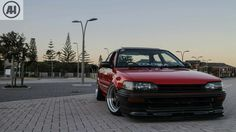 Corolla Twincam, Toyota Corolla, V8 Cars, Modified Cars, Old Trucks, Jdm, Old School, Vehicles, Classic