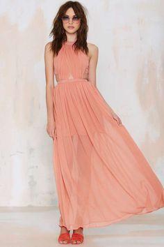 The Jetset Diaries Carla Cutout Dress
