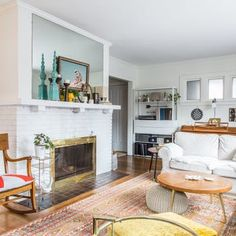 House Tour: An Eclectic Family Apartment in Minneapolis | Apartment Therapy