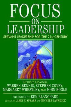 Focus on Leadership: Servant-Leadership for the 21st Century by Larry C. Spears, http://www.amazon.com/dp/0471411620/ref=cm_sw_r_pi_dp_irKLsb0ZKSXSD