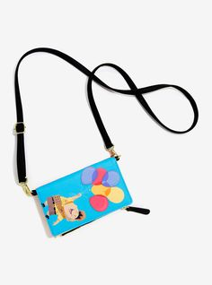 Loungefly Disney Pixar Up Crossbody Wallet Bag   BoxLunch