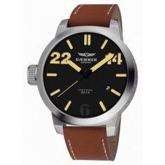 Haemmer HQ-02 Dublin XL horloge 48 mm limited edition