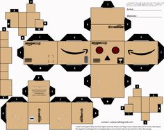 How to make Danbo!  @Lilliana Schreiber wants one!