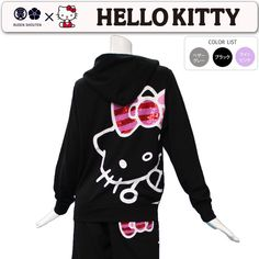 Hello Kitty sparkle sweater! Get it at Rakuten Global Market