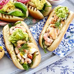 Guacamole, New Recipes, Healthy Recipes, Dessert Recipes, Desserts, Chutney, Food Truck, Hot Dog Buns, Food Hacks