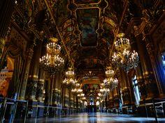 Palais Garnier - Opéra de Paris Um dos meus lugares favoritos em Paris. Os ingressos já estão a venda! Saiba mais em www.ohlaladani.com.br