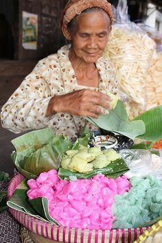 Traditional cakes and delicacies - Sleman, Yogyakarta