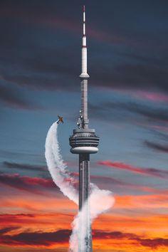 """Canadian International Air Show // Bora """
