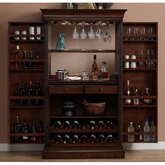 found it at wayfair arsenault bar cabinet with wine storage ms