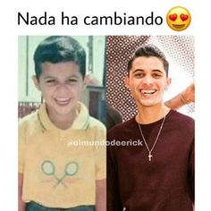 Creen que ha cambiando? . . . . . . . Que rapido pasa el tiempo ❤❤❤❤ @erickbriancolon @daysiarista @yanelis_thiago @eritocolon #erickbriancolon #cncowners #cnco #joerick #chriserick #Mamita #CNCO #cncoalbum My Only Love, O Love, I Love You All, Love Of My Life, Erik Brian Colon, Brian Christopher, Five Guys, My King, Beautiful Eyes