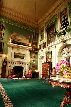 Music Room Reflections - Beaulieu House