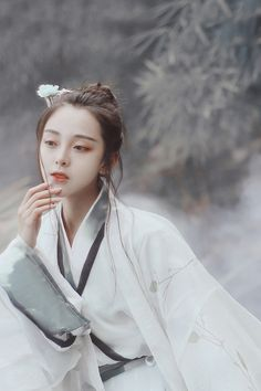 Traditional Chinese hanfu by 冉韵Chaxiirey
