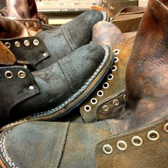 Brand of the month: Viberg Boot