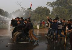 Protests, violence in wake of gang rape in India - The Washington Post