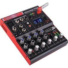 Ebay. Jammin-Pro-STUDIOMIX702-DJ-Mixer