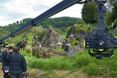 An Unexpected Journey: Quint on the set of The Hobbit Part 5 – Thorin's Dilemma