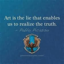 Ravenclaw. Great quote!
