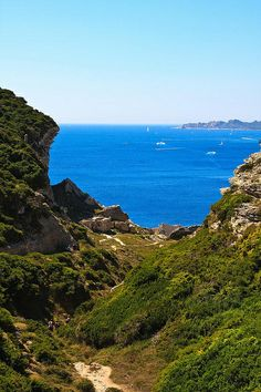 St.-Julien, Corsica, France