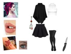 """""""Millie 8"""" by imaginestronger ❤ liked on Polyvore featuring Joie, WearAll, Charlotte Tilbury and Commando"""