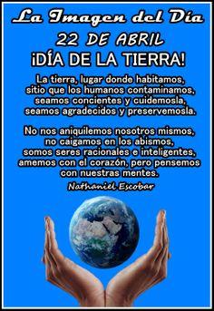 22 de abril de 2014-Preservemos nuestro planeta