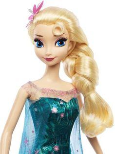 NEW-2015-Disney-Frozen-Fever-Movie-Elsa-Doll-GENUINE-UK-Stock-SOLD-OUT-INSTORE