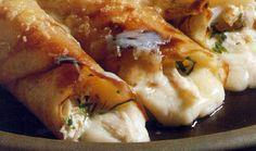 Κρέπες με Κοτόπουλο The Kitchen Food Network, Crepes, Food Network Recipes, Greek Beauty, Meat, Chicken, Yummy Yummy, Cooking, Kitchen