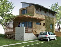 Konsep Rumah Ramah Lingkungan adalah rumah hemat energi. Dengan banyak memanfaatkan pengudaraan alami dan pencahayaan alami