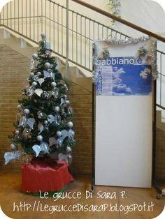 Albero di Natale della biblioteca 2012