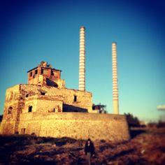 Torre del sale a Piombino