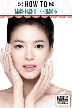 Makeup Tutorials | How To Make Face Slimmer | | Makeup tutorials and best makeup tips at Makeup Tutorials. | #makeuptutorials | makeuptutorials.com