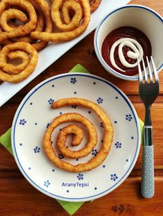 Onion Rings, Ravioli, Waffles, Food And Drink, Cooking, Breakfast, Ethnic Recipes, Kitchen, Waffle