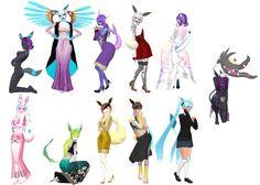New Pokemon Hats Set 2 Dragonair, Eevee, Espeon,... | Wingly Simmer