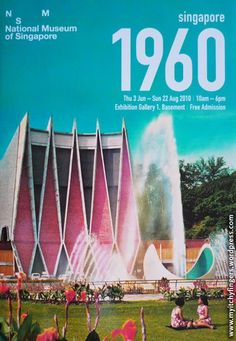 National Museum of Singapore 1960