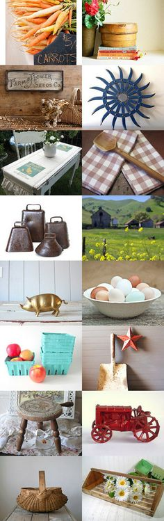 The Farm Life is for me... by yvette on Etsy--Pinned with TreasuryPin.com