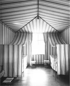 DPAGES – a design publication for lovers of all things cool & beautiful | TENT CHIC: not just for tiny emperors