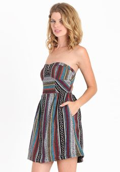 native mix embroidered dress. $39.00 @ threadscence.com