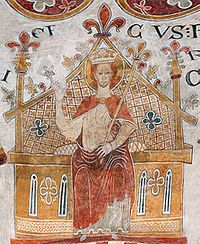 Eric IV of Denmark (1216 - 1250). Son of Valdemar II and Berengaria of Portugal. He succeeded his father as King.