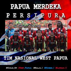PAPUA MERDEKA - PERSIPURA JADI TIM NASIONAL WEST PAPUA. http://bit.ly/1BHhR2n  #Persipura #Free_West_Papua #Salju #Kores #Lawan