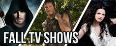 Fall TV - the shows I'm most excited about watching this season including Gotham, Blindspot, Law and Order SVU, Heroes Reborn, Last Man Standing, Once Upon A Time, and Marvel's Agents of SHIELD.